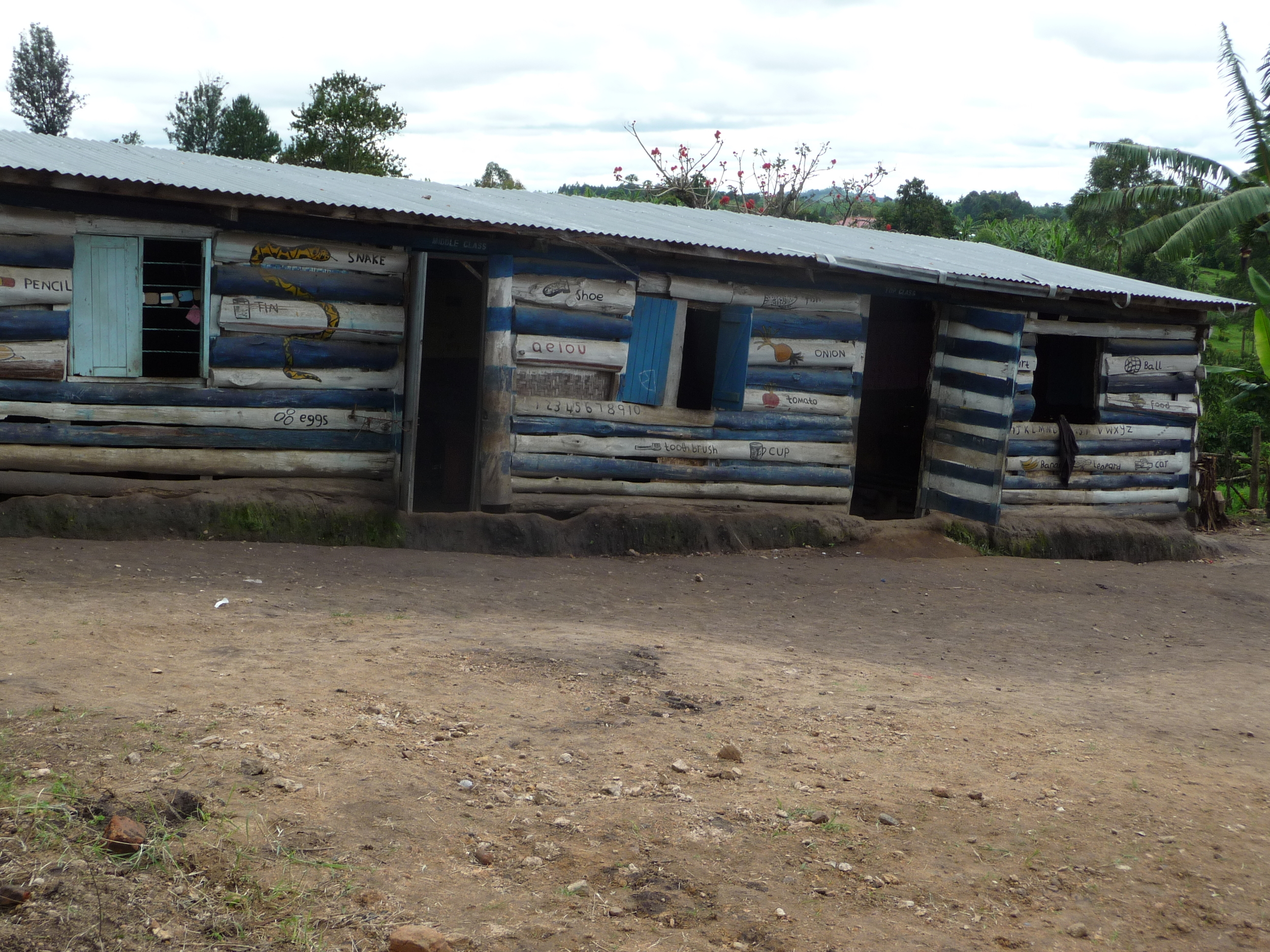 Original classrooms