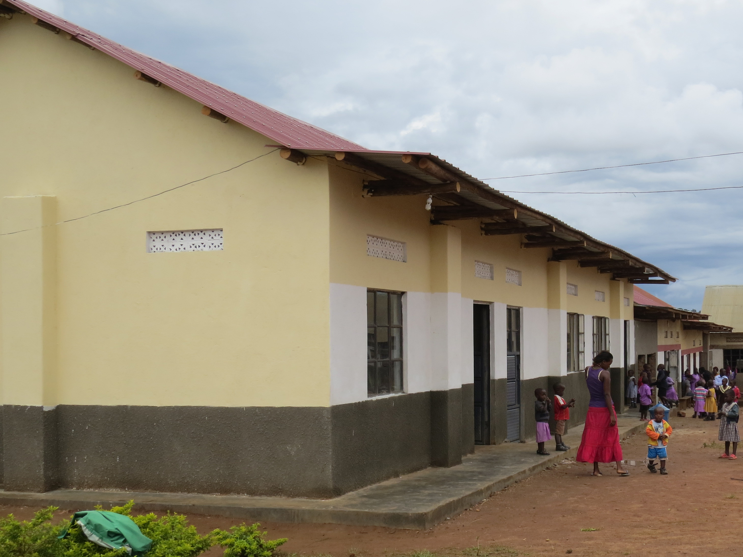 Early Learning classrooms completed by February 2015
