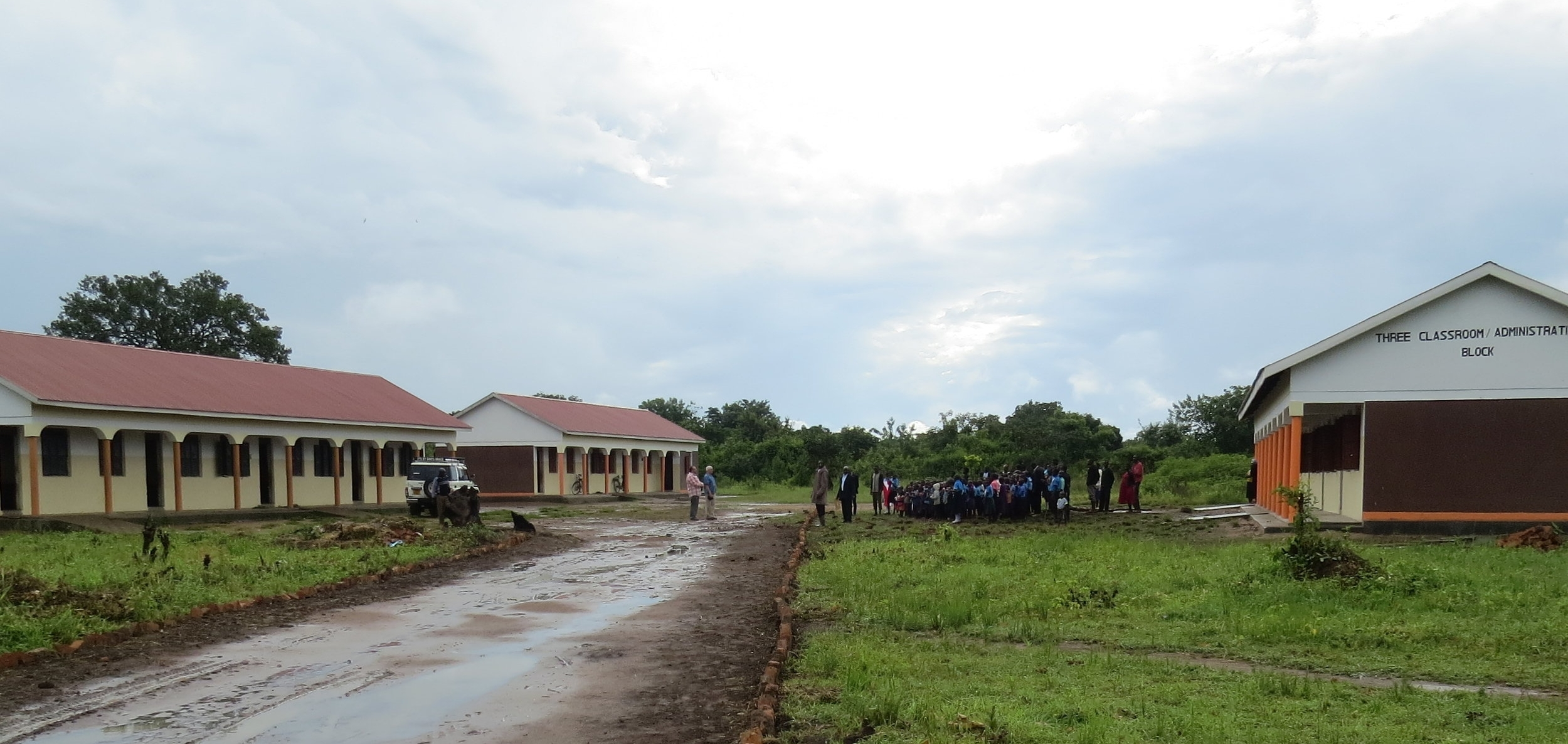 OKWETA PRIMARY SCHOOL - JUNE 2018