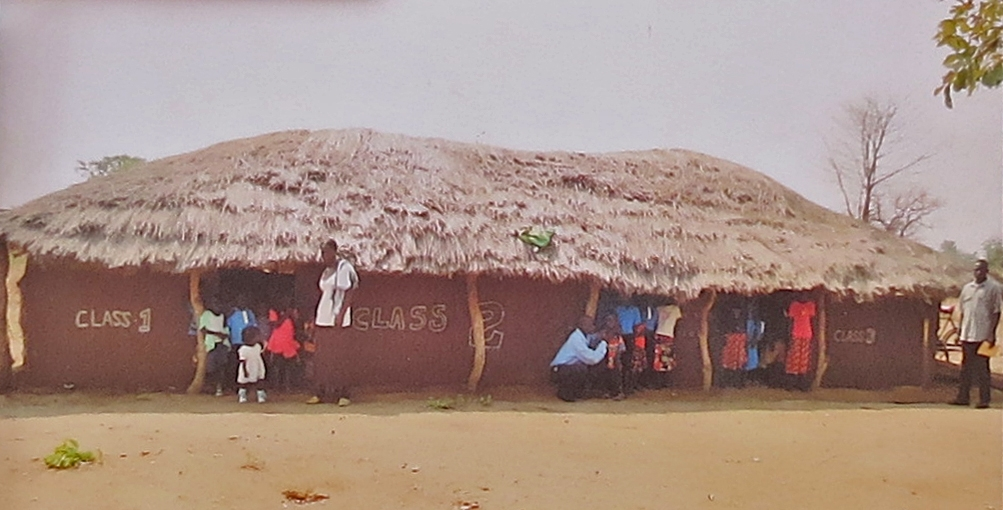 OKWETA PRIMARY SCHOOL - JANUARY 2015