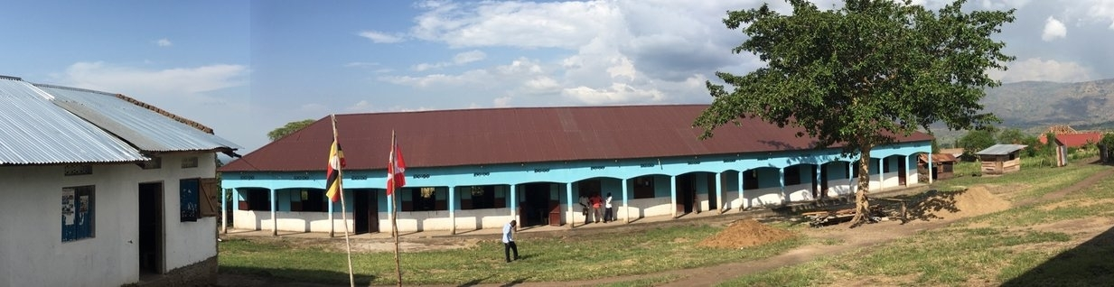 Classroom Block and Administration Office