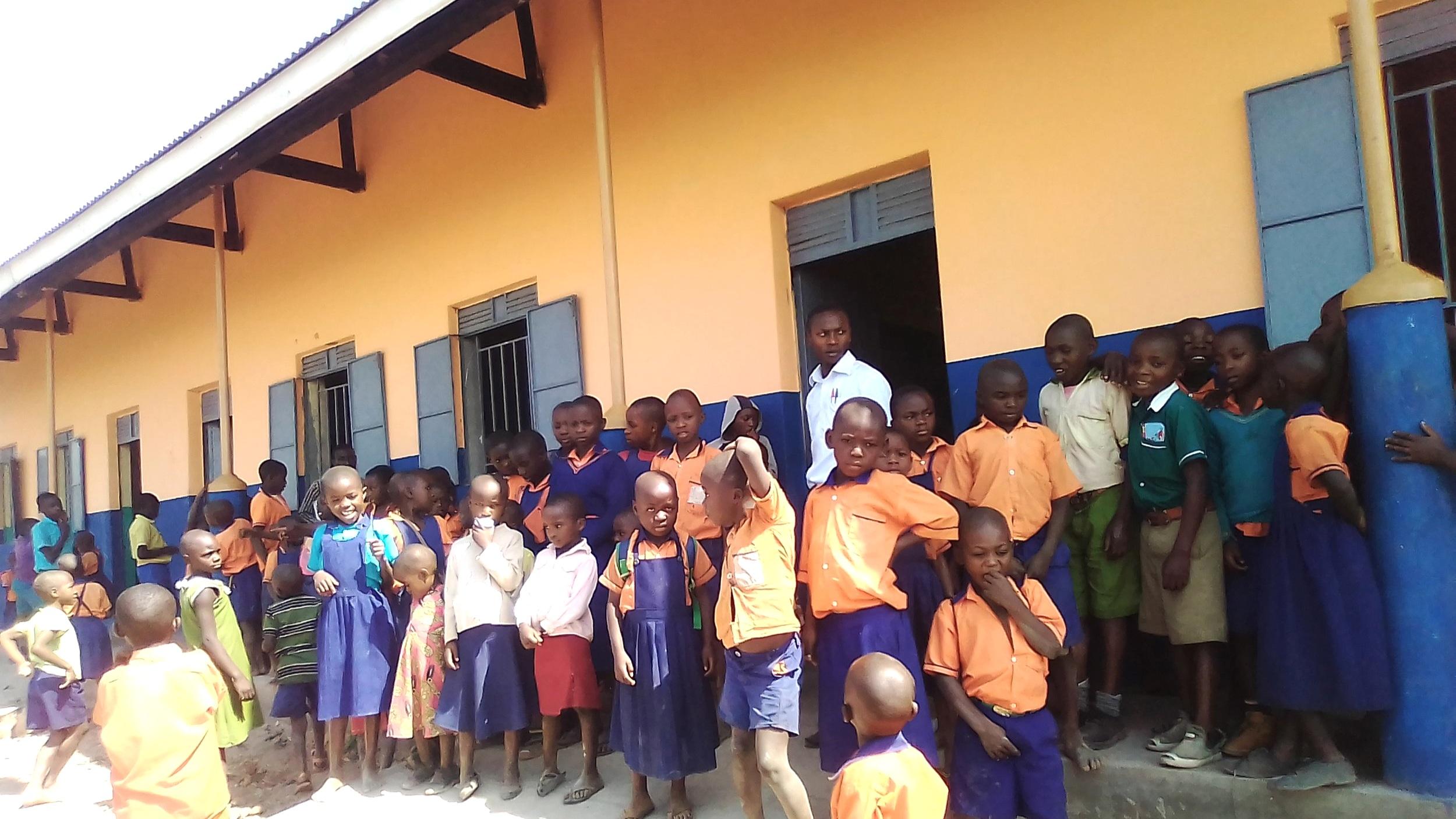 New classrooms block - 2019
