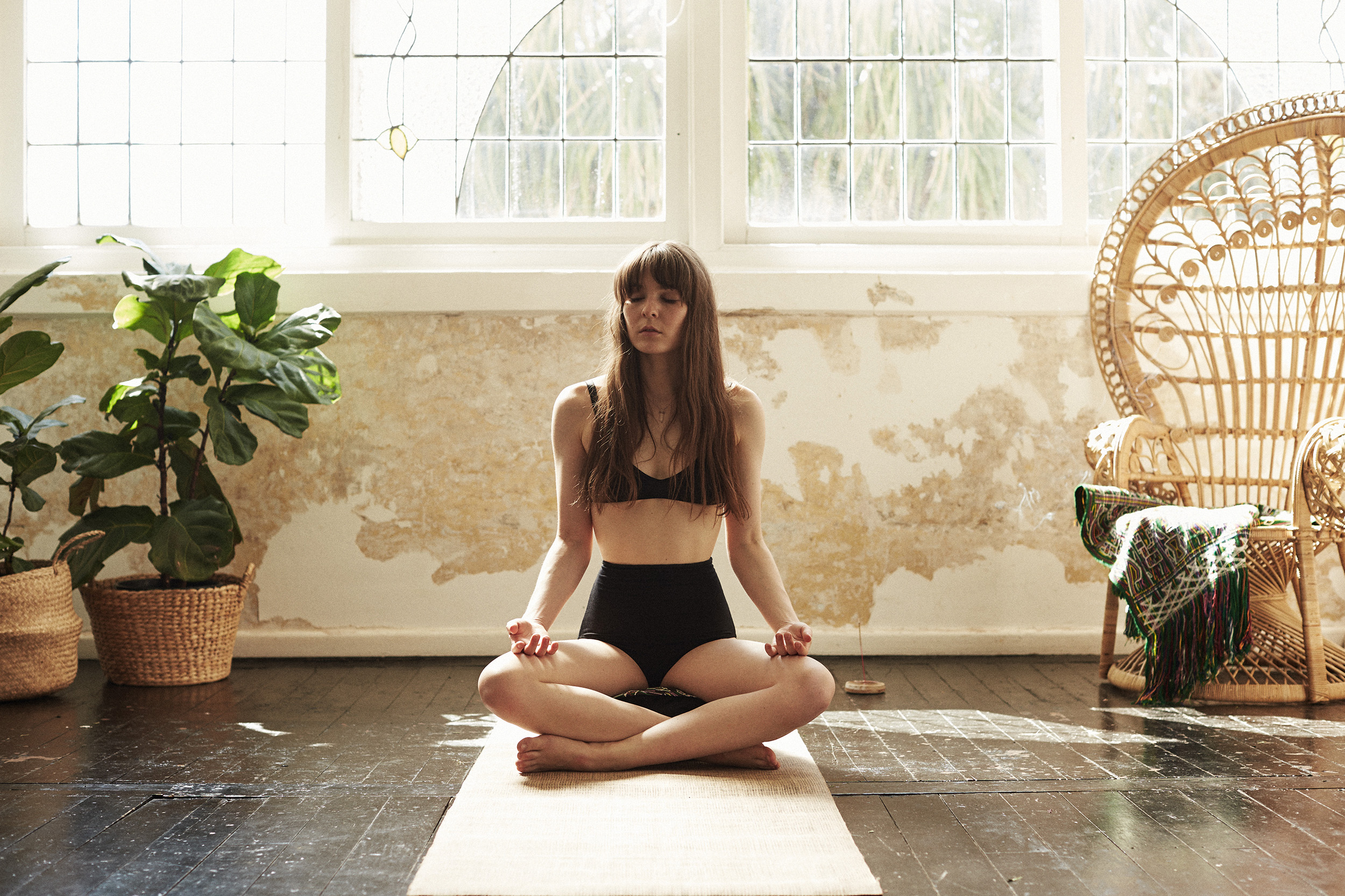 At Home Yoga