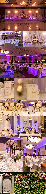 Wedding reception at the Hilton Lac Lemy