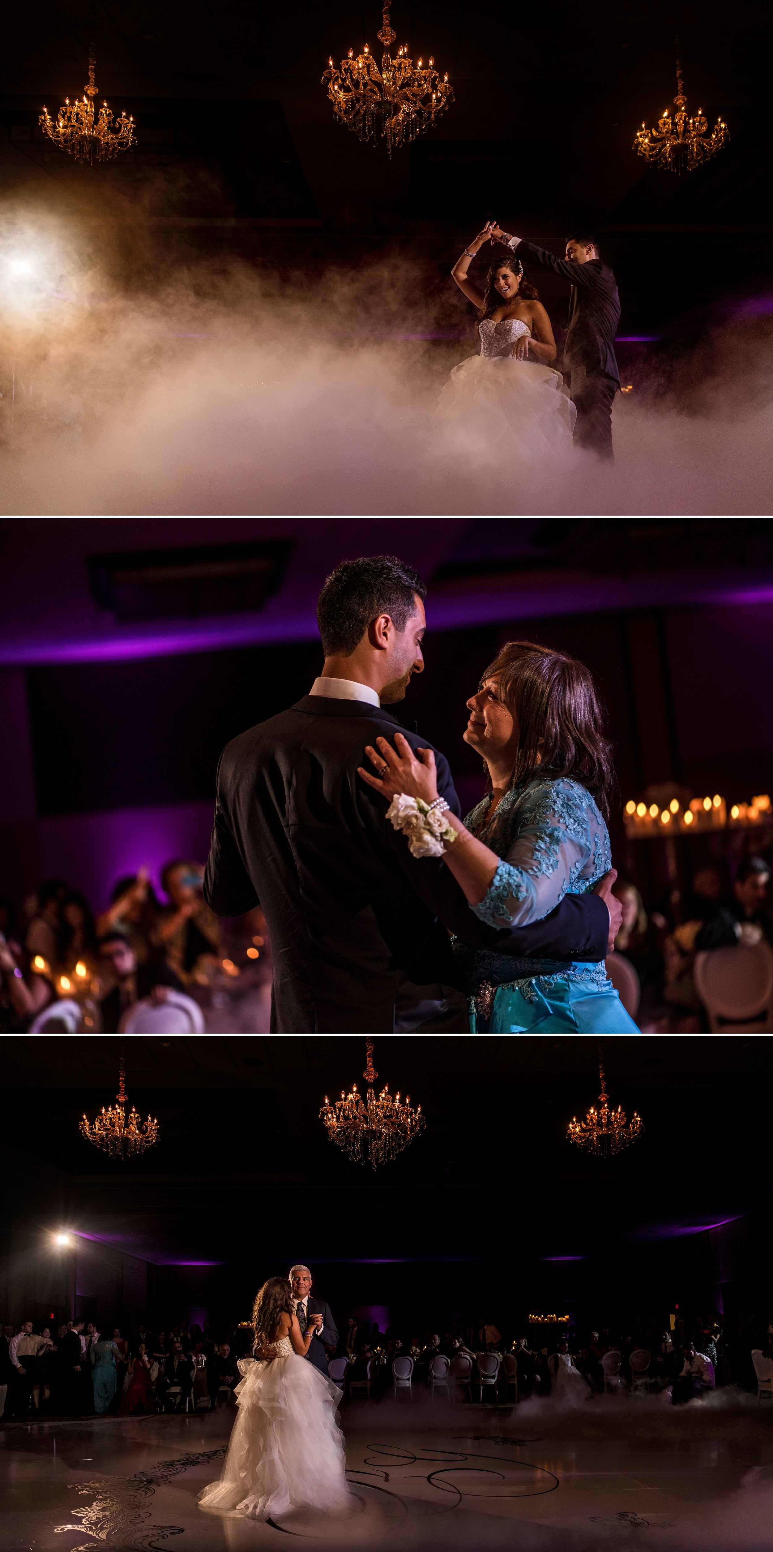 First dance at the hilton lac lemy