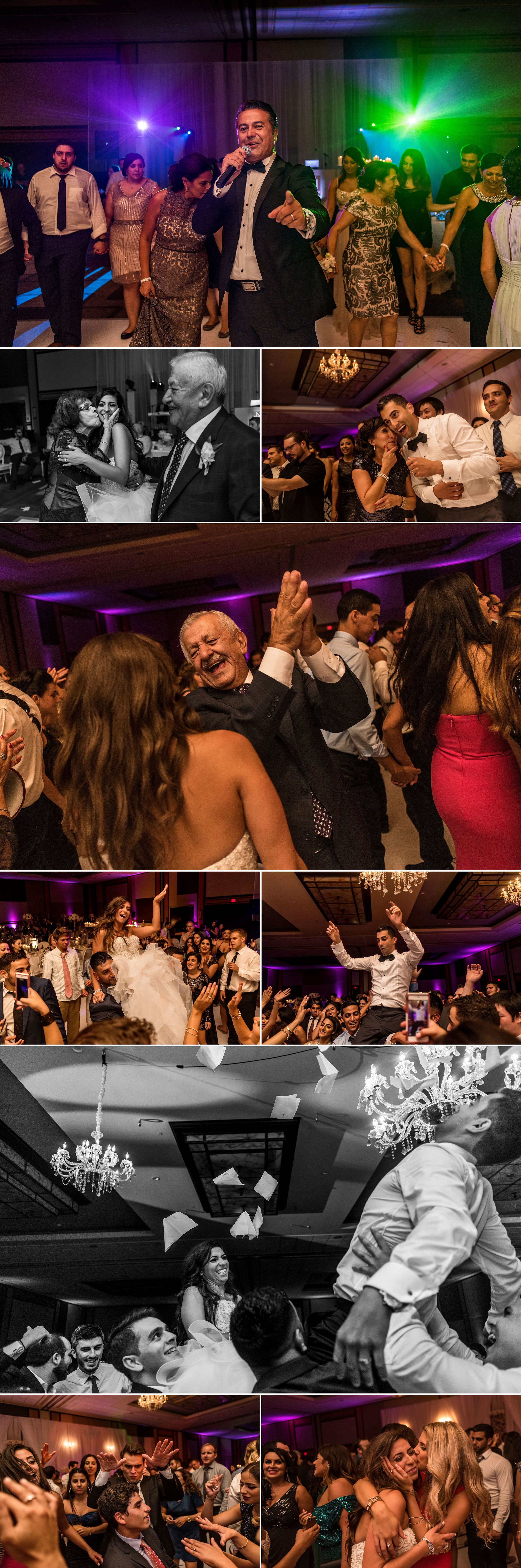 Dancing at the hilton lac lemy