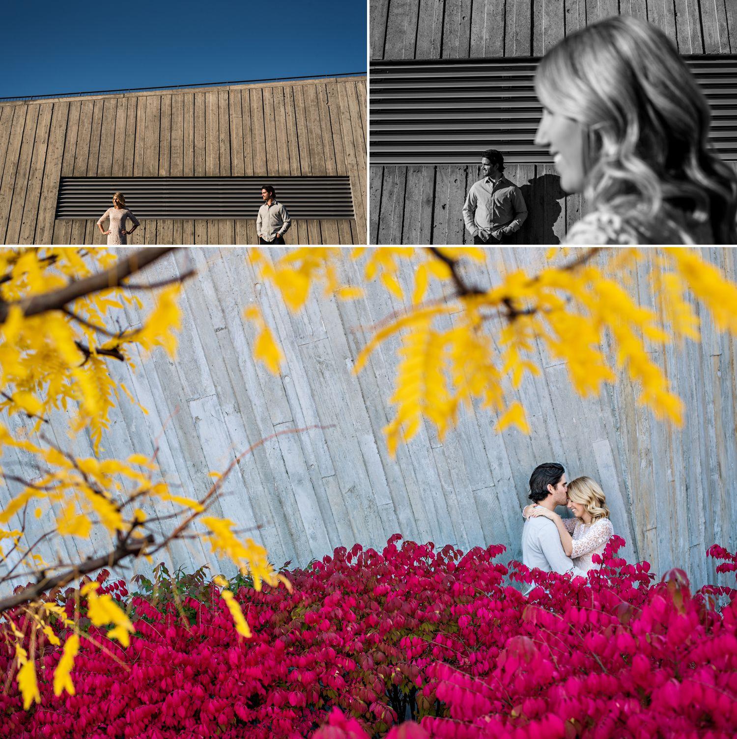 Engagement shoot in Ottawa