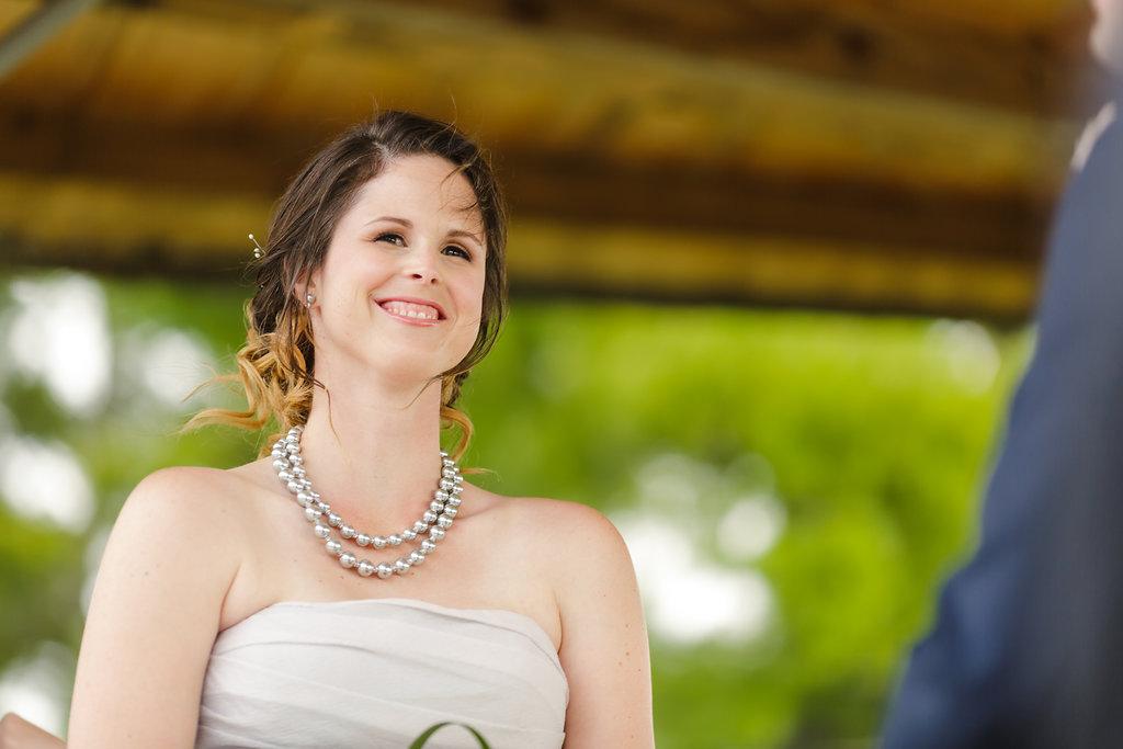 Bride at le belvedere