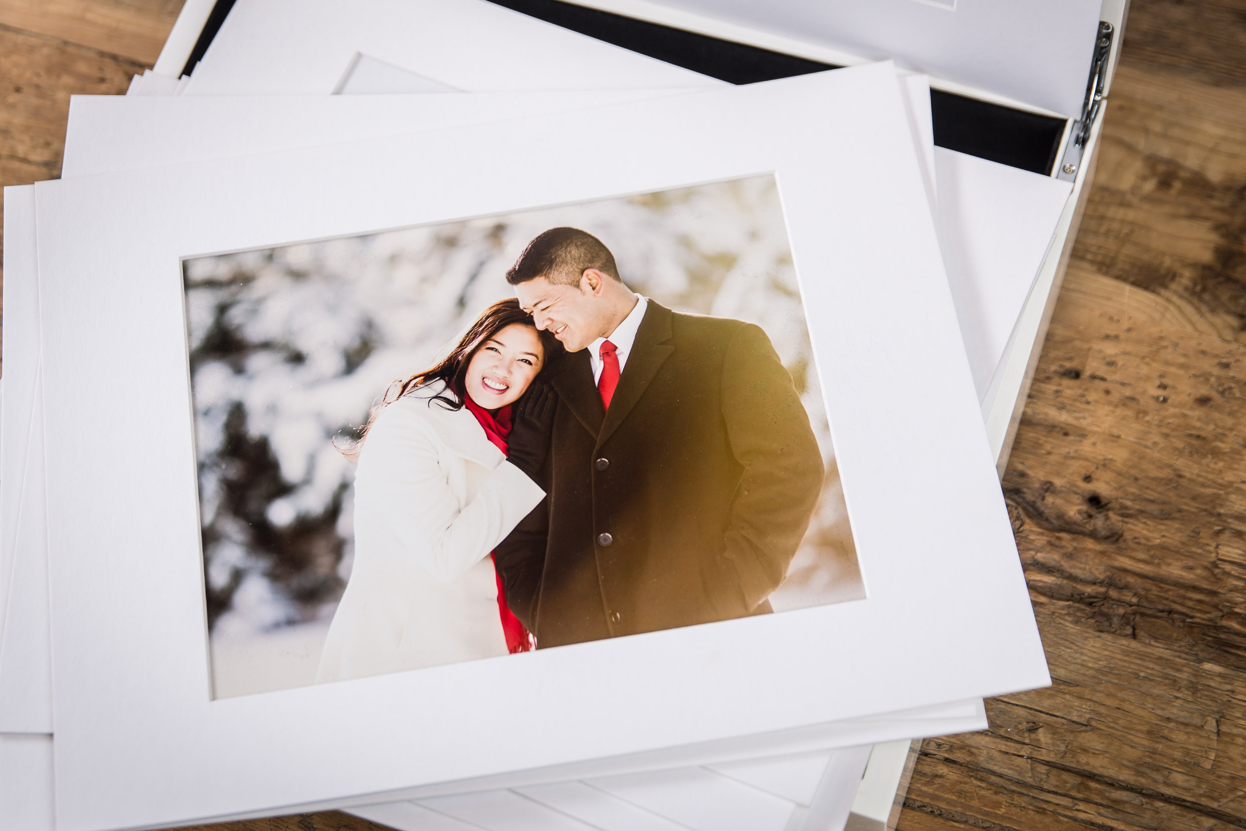- Portrait Box's Include a set of 15 professionally printed 8x10 photographs with a 2