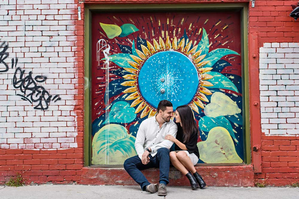 urban engagement photograph in downtown ottawa