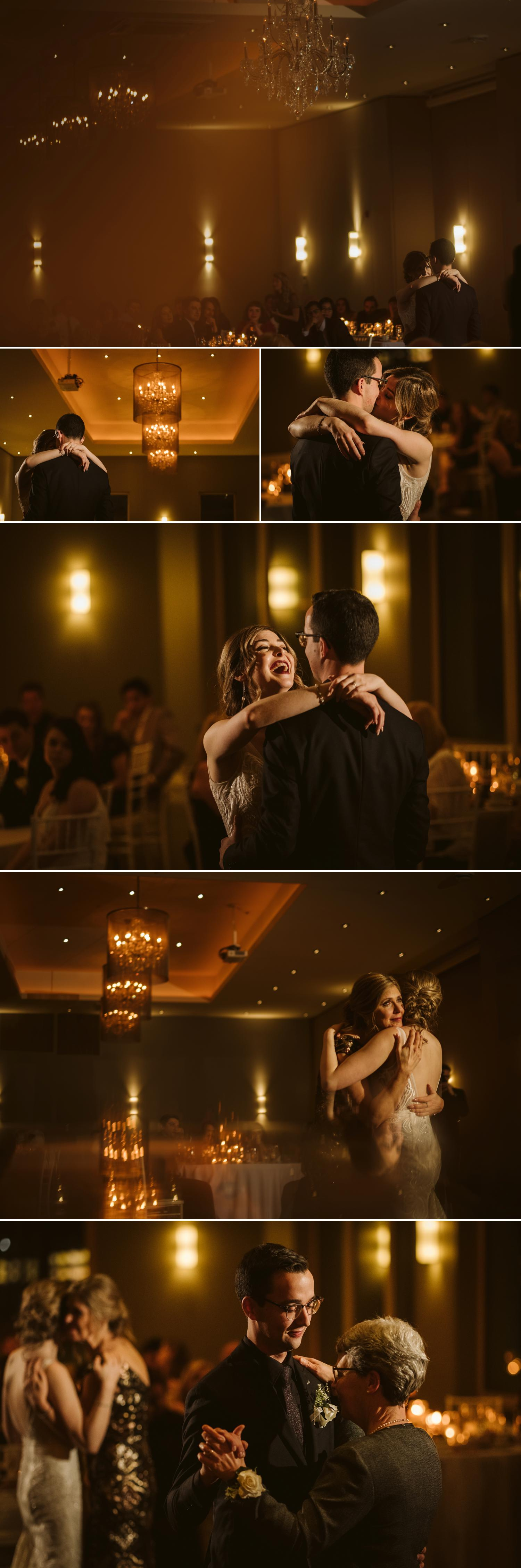 first dance at le belvedere