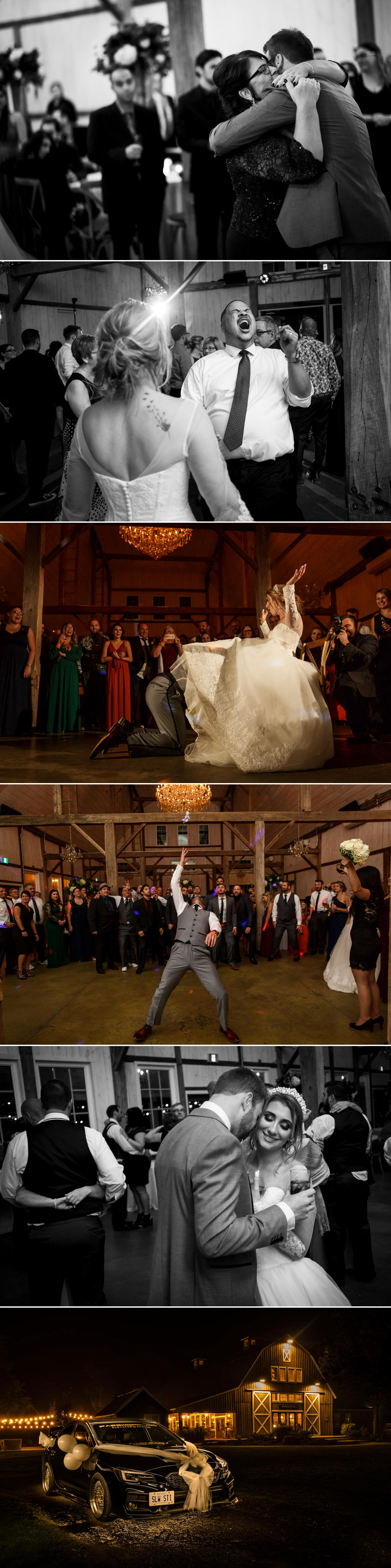 reception photos at stonefields estate