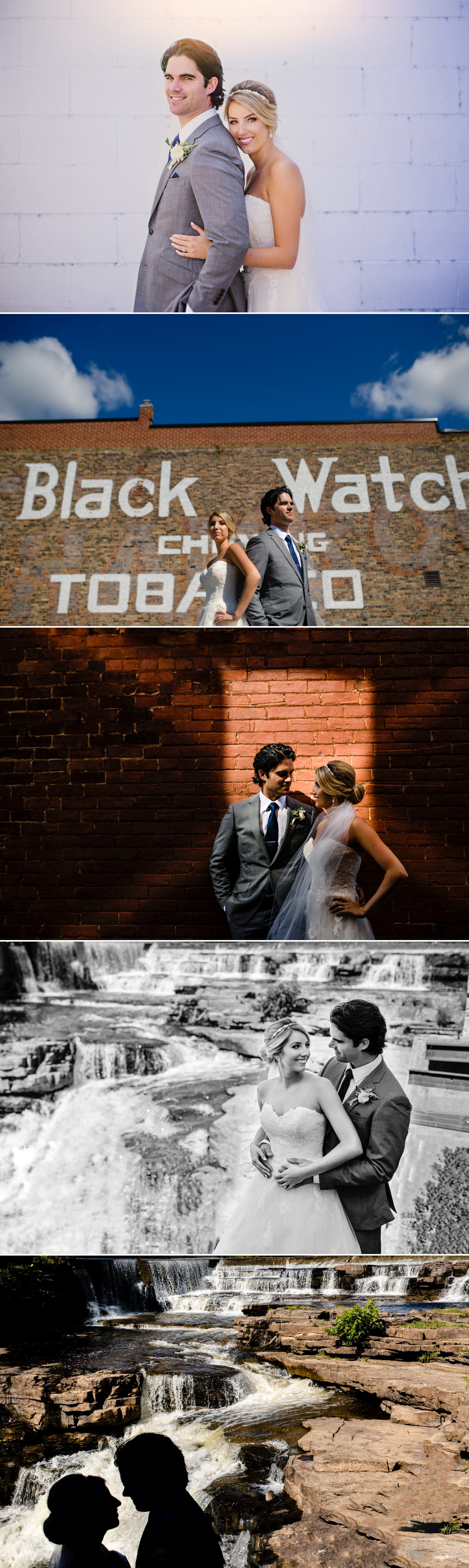 candid moments of bride and groom during an evermore weddings and events wedding in almonte ontario