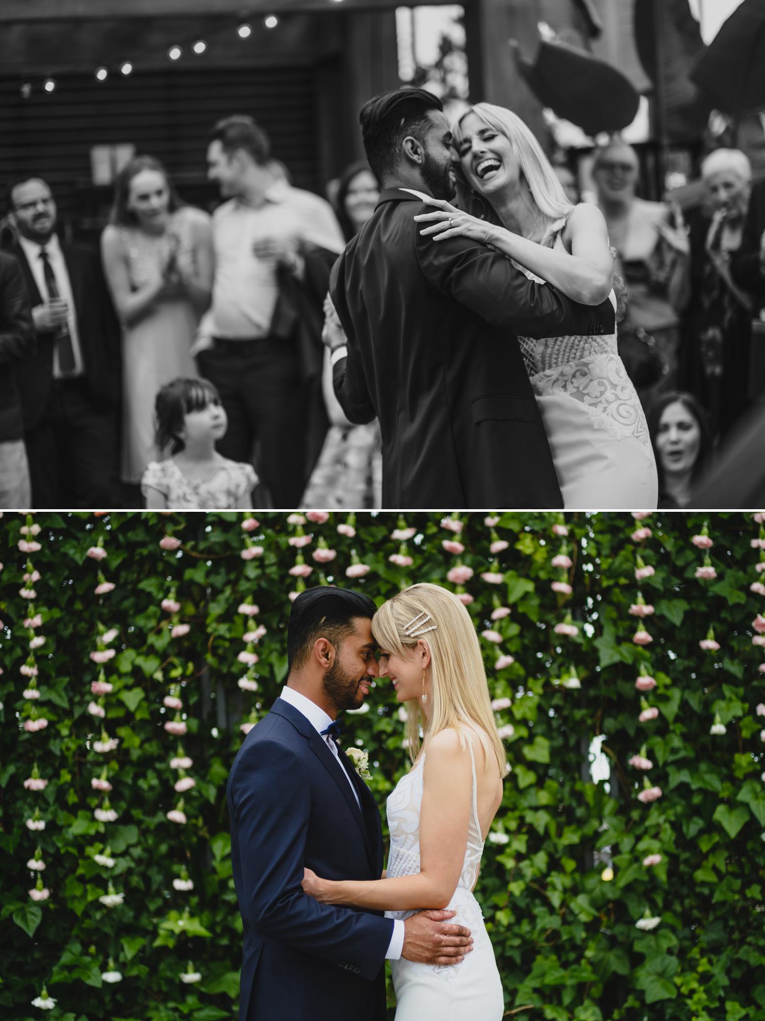 wedding photographs from aquatopia in ottawa