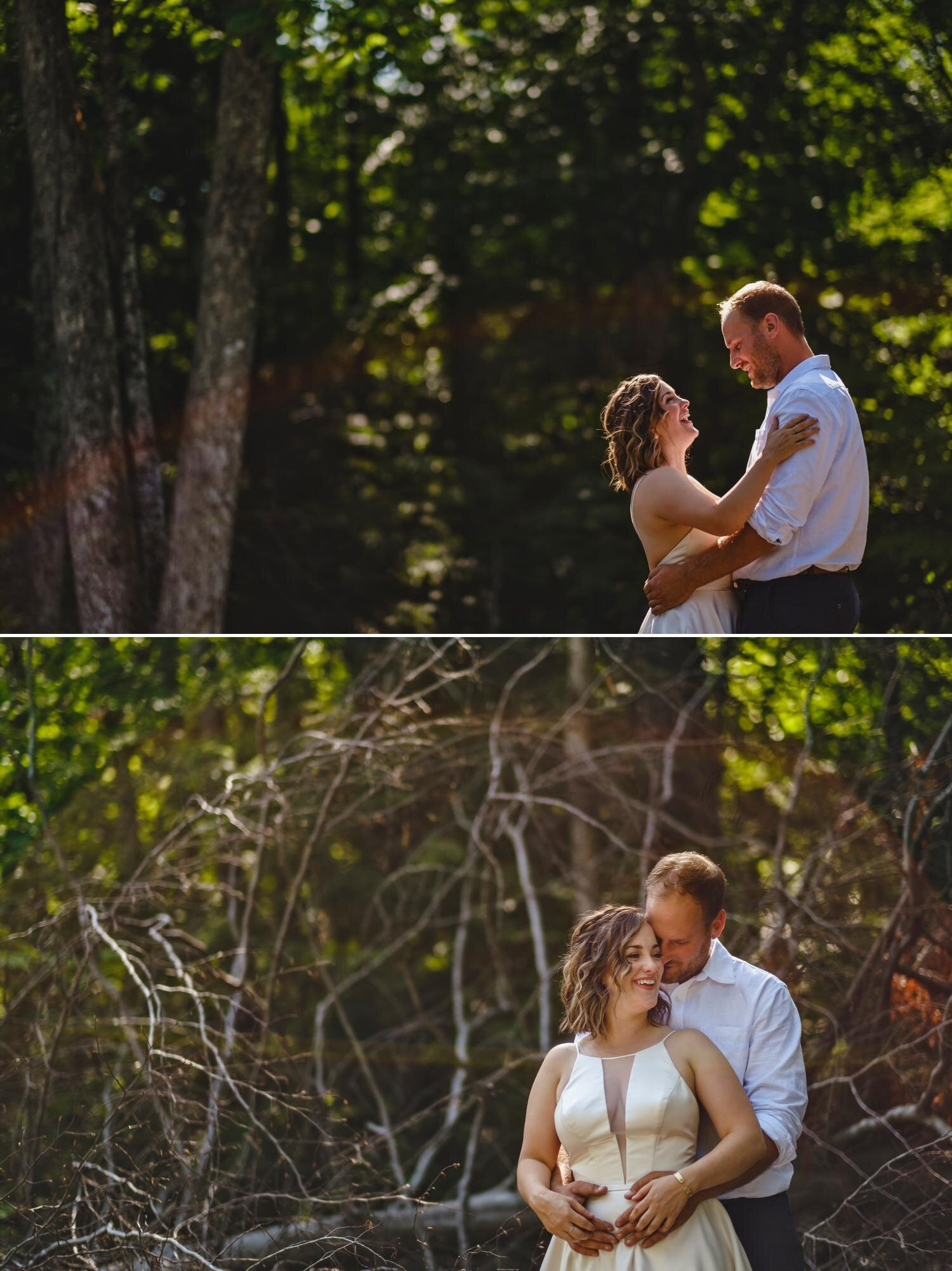 natural light bride and groom photos in ottawa