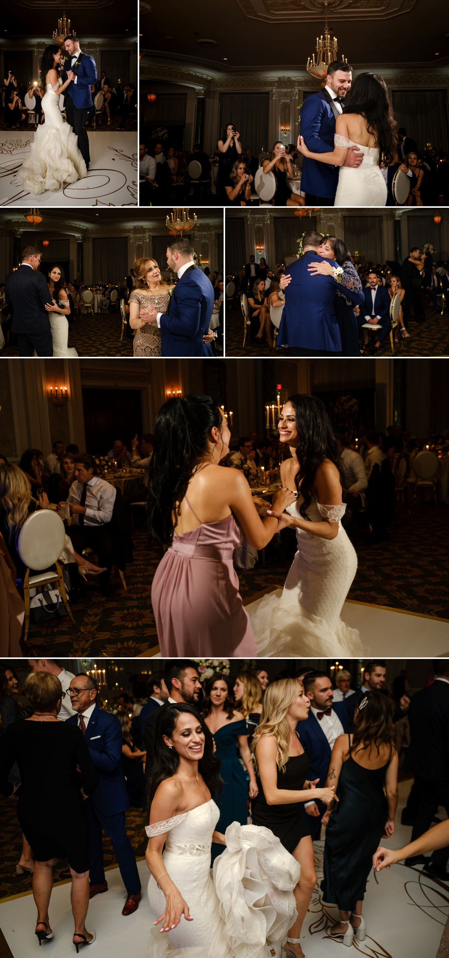 A Fall Wedding At The Fairmont Chateau Laurier Union