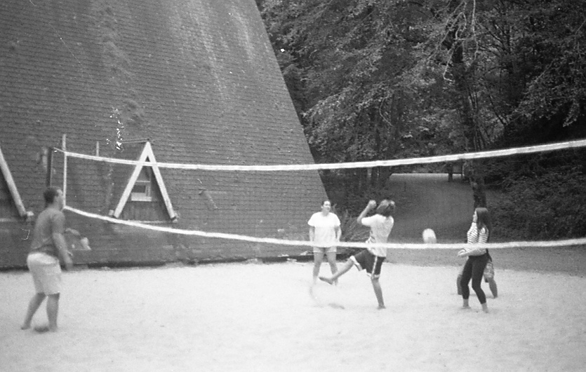 Starfire Summer Camp volleyball tourney 2015