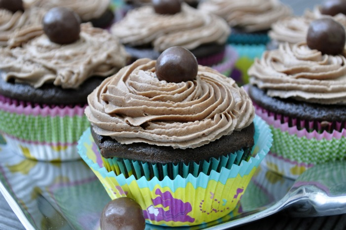 malted chocolate cupcakes1