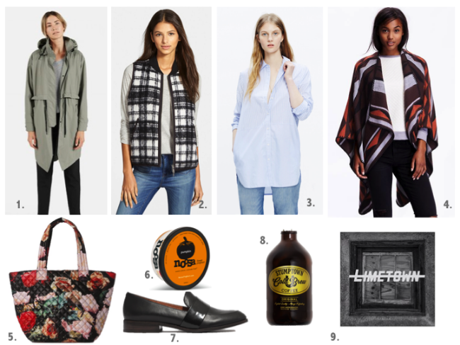 fall 15 favorites