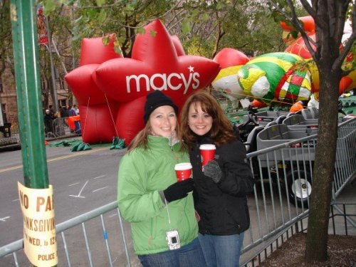 thanksgiving parade lindsey me