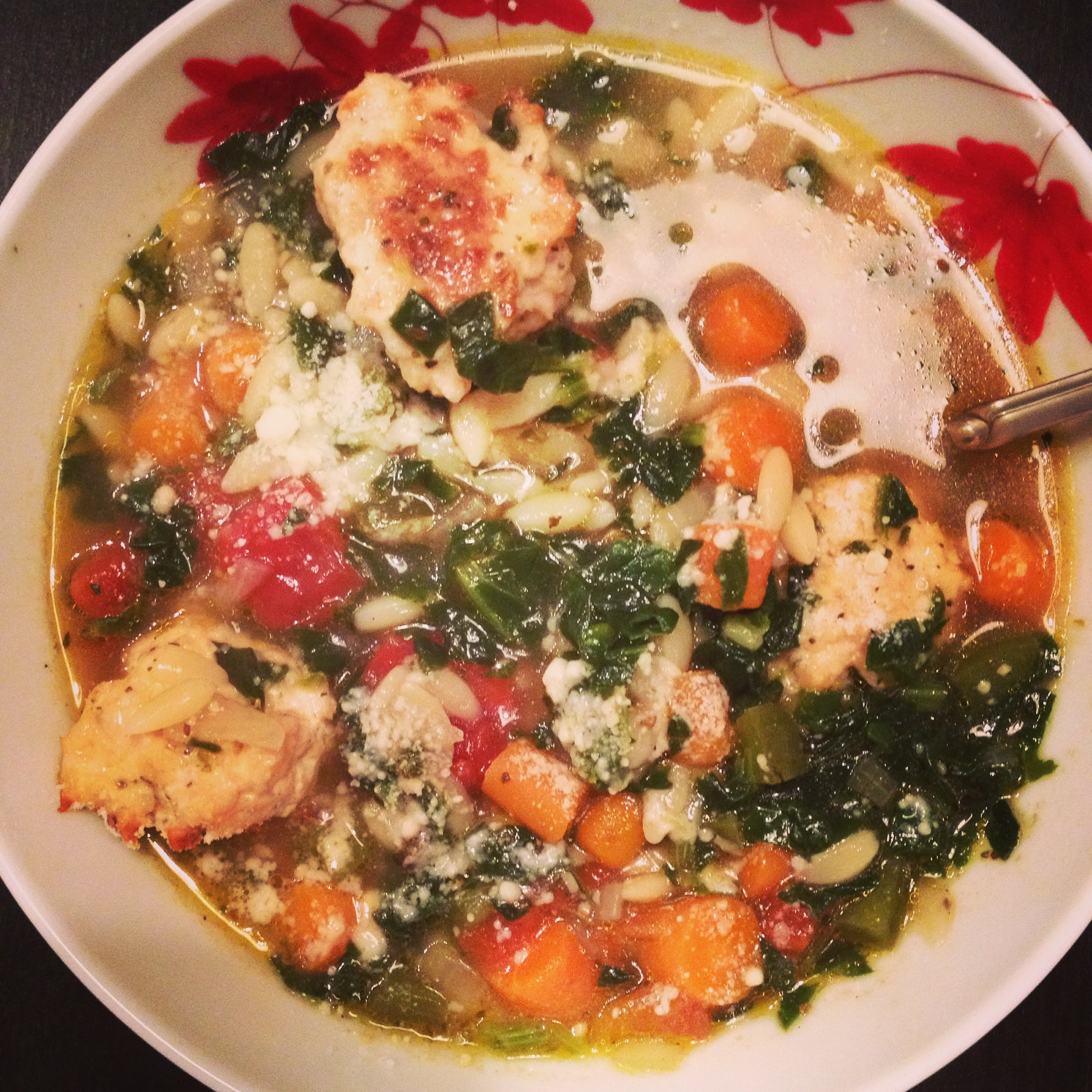 italian wedding soup1