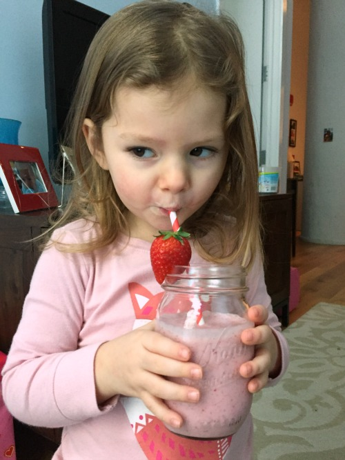 strawberry smoothie1