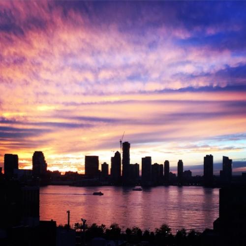 sunset 2015
