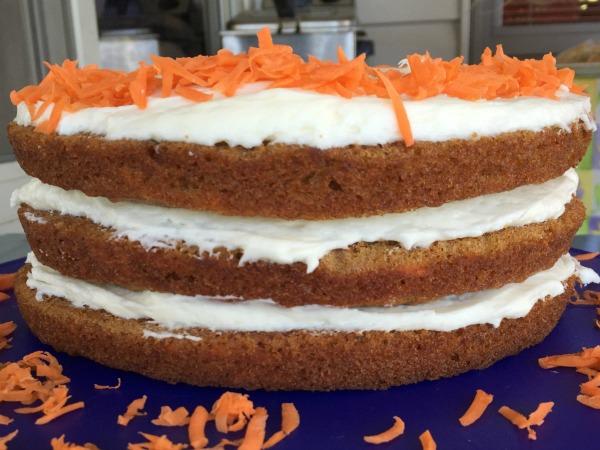 carrot graham cake1