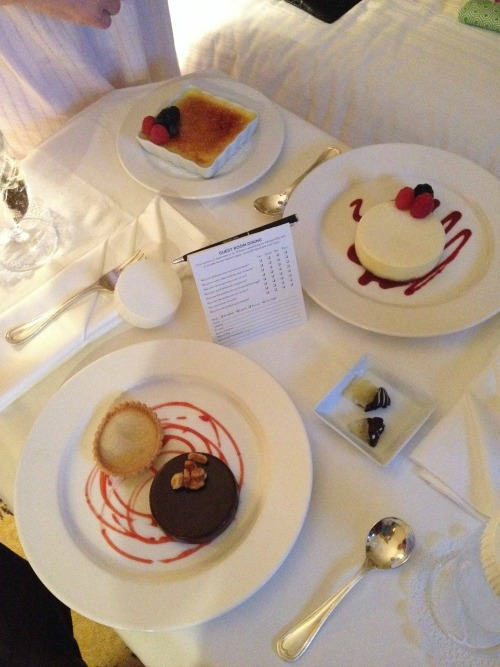 charleston dessert