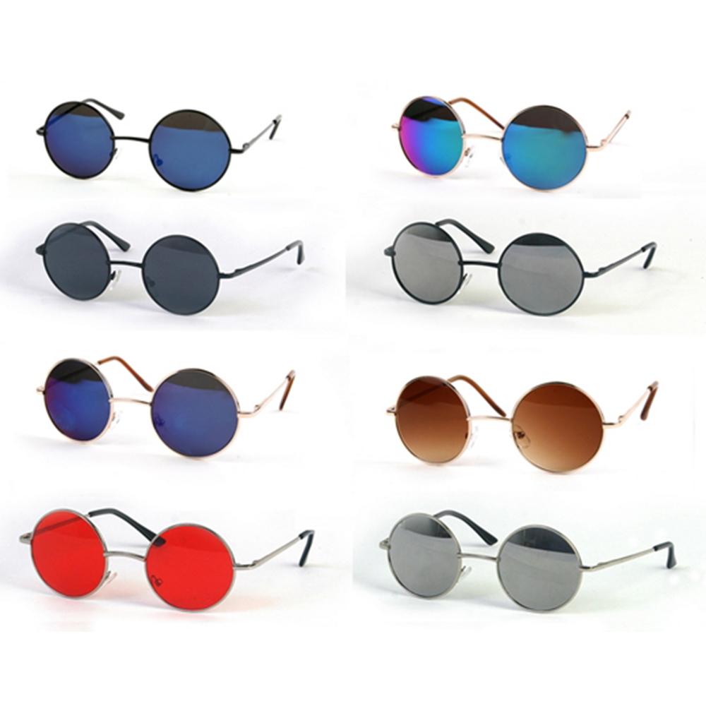 Pop Fashionwear Vintage Round Women Sunglasses P4121