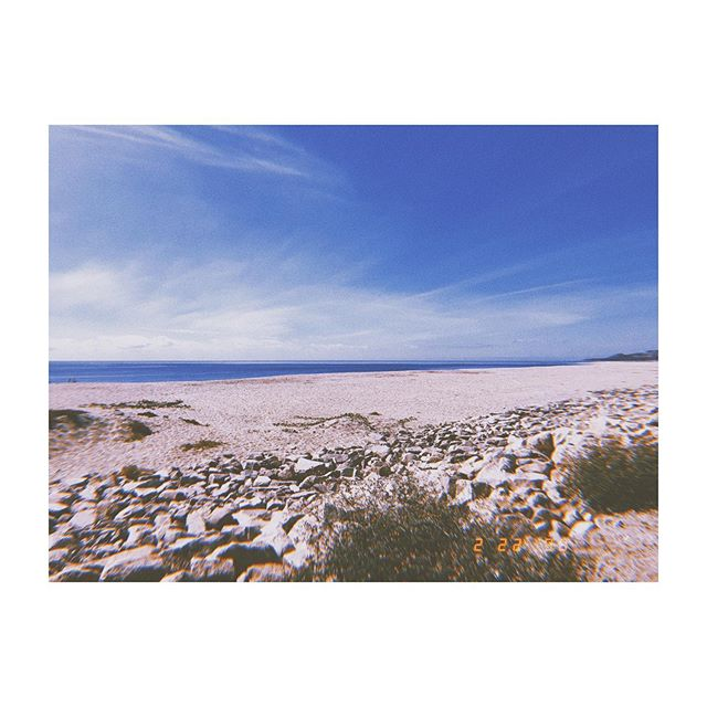 I'd say the Sun in Mexico helped cut the brutality of winter down. Note to self for next winter, Sun helps. (Swipe to see pics from recent trip to the #Baja, also felt good ripping a guitar solo on Far From Yesterday + also about that Mark Rudin ripping a trumpet solo on #Magic✨)