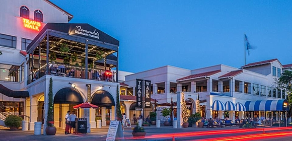 The  Knox Street side offers a high-end shopping and dining experience, with home furnishing stores (think: Crate and Barrel, Pottery Barn, Weirs Furniture, Z Gallerie, etc), delectable restaurants (to name a few: Abacus, Chuy's Mexican Food, Villa-O, etc.) and old-fashioned dessert establishments (e.g. Wild About Harrys and Highland Park  Soda  Shop). The best part: it's all walkable and just a stone's throw from Highland Park and the Katy Trail. It's perfect for yuppies (young professionals) and consumers.