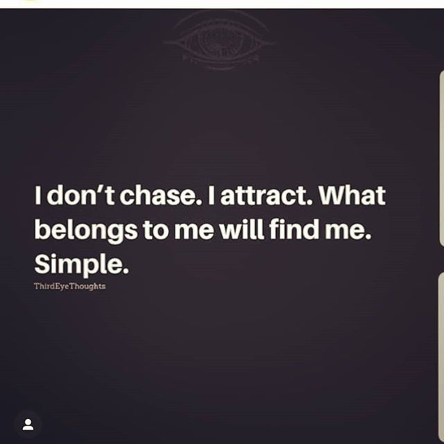 Don't ever chase after people, relationships and friendships. You are blocking your blessing of what is meant for you by keeping negativity your priority. What is meant to be for you is something you will never have to find or chase. It will find you.  #beyou#beyou #bepositive #attractpositivity #attractyouridealmate #attractyourfuture #beproud #lovewins🏳️🌈 #neverchase #lgbtia #onlypositivepeople #positivethoughts #lettheuniverseguideyou #lettheuniversetakeitscourse