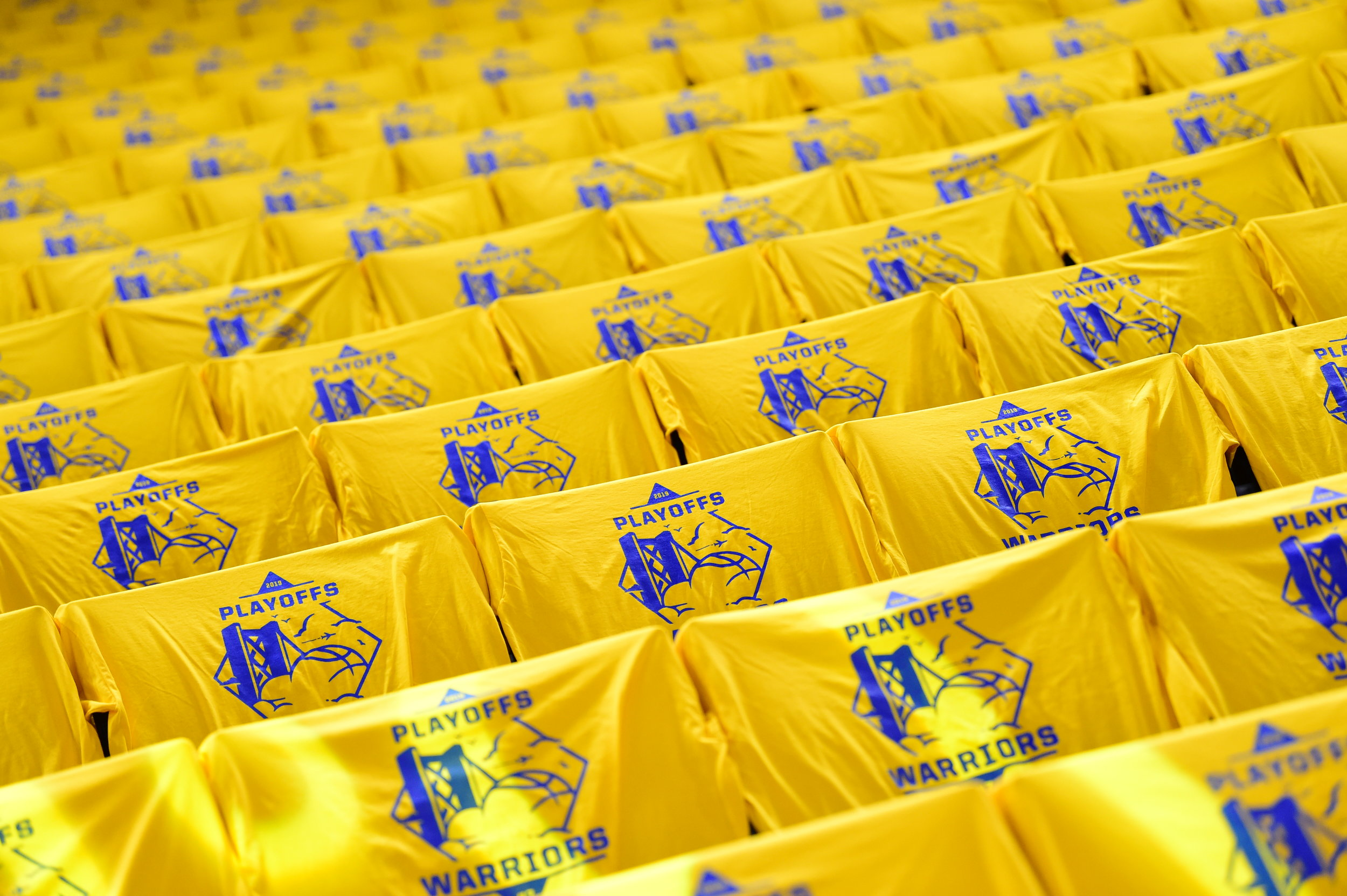 R1 Shirts at Oracle Arena.JPG