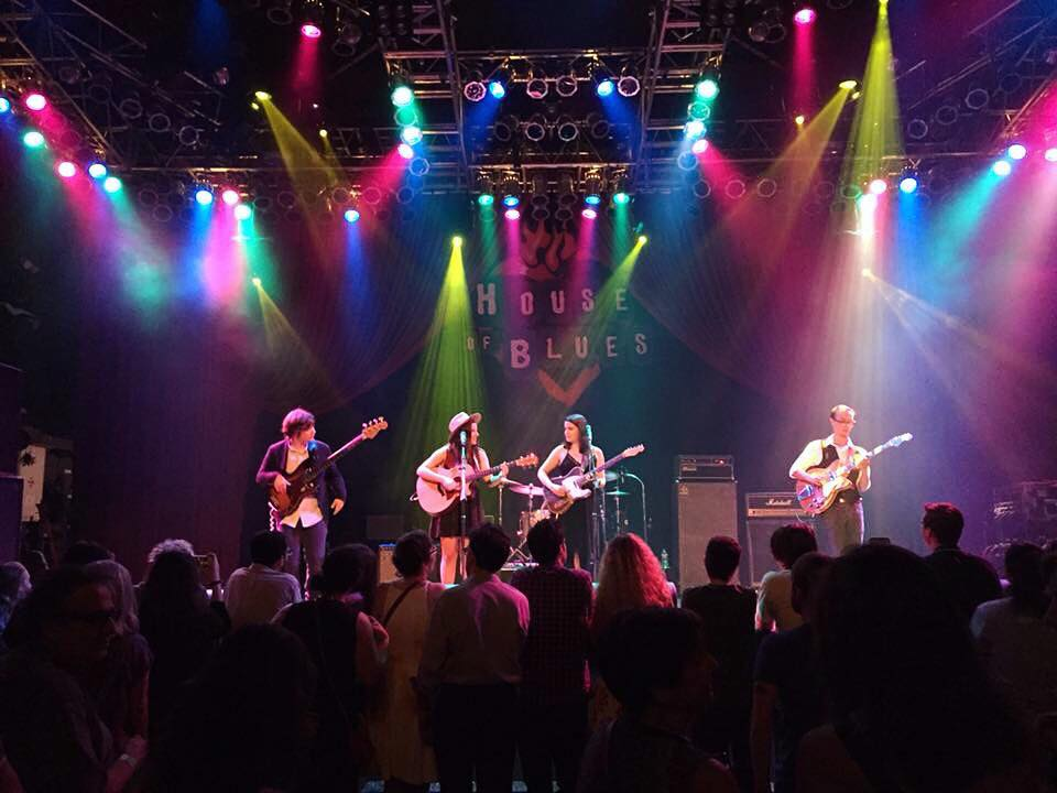 The Kelson Twins at The House of Blues