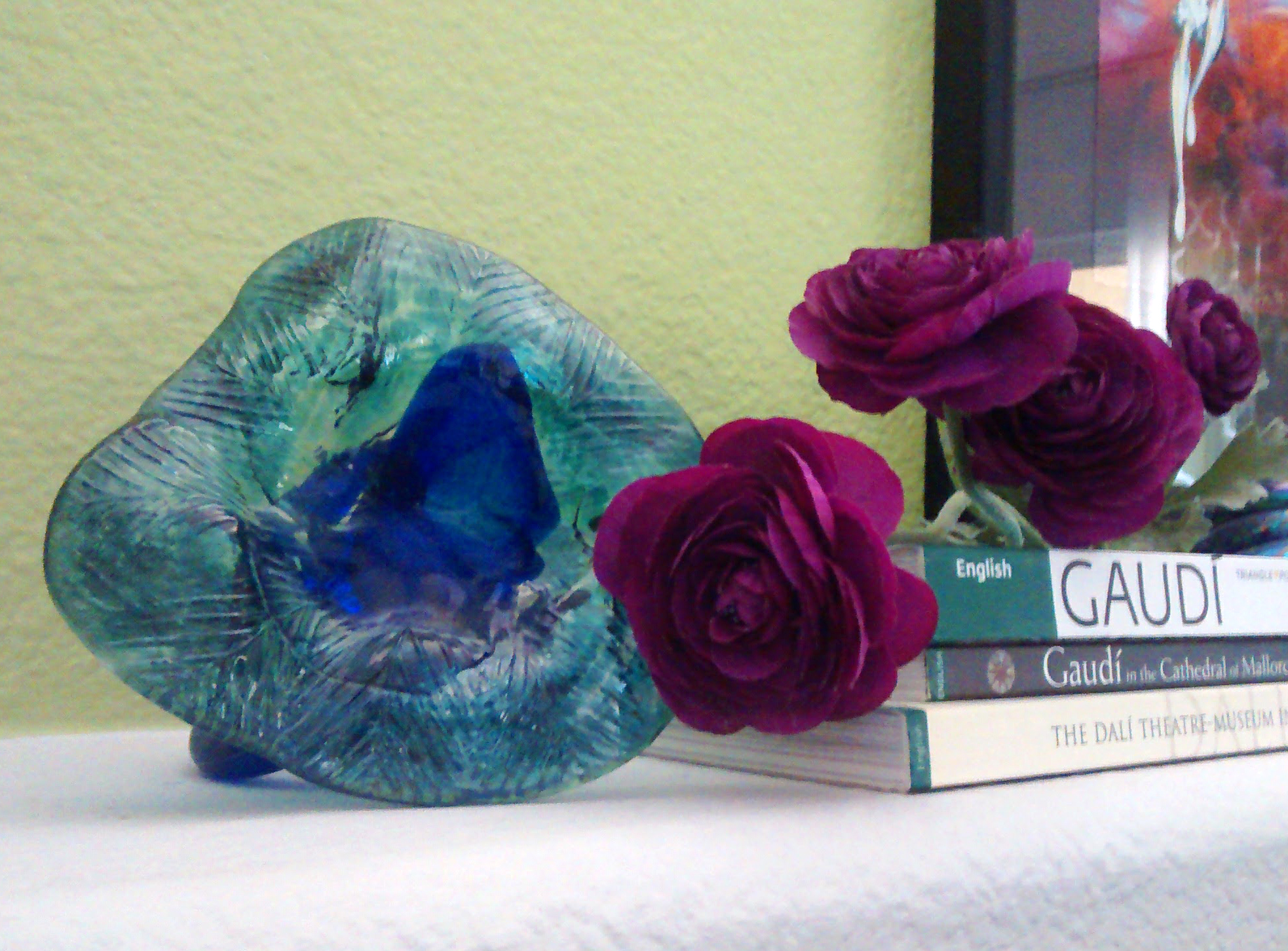 Creating With Hot Glass - An Experience I'll Always Treasure