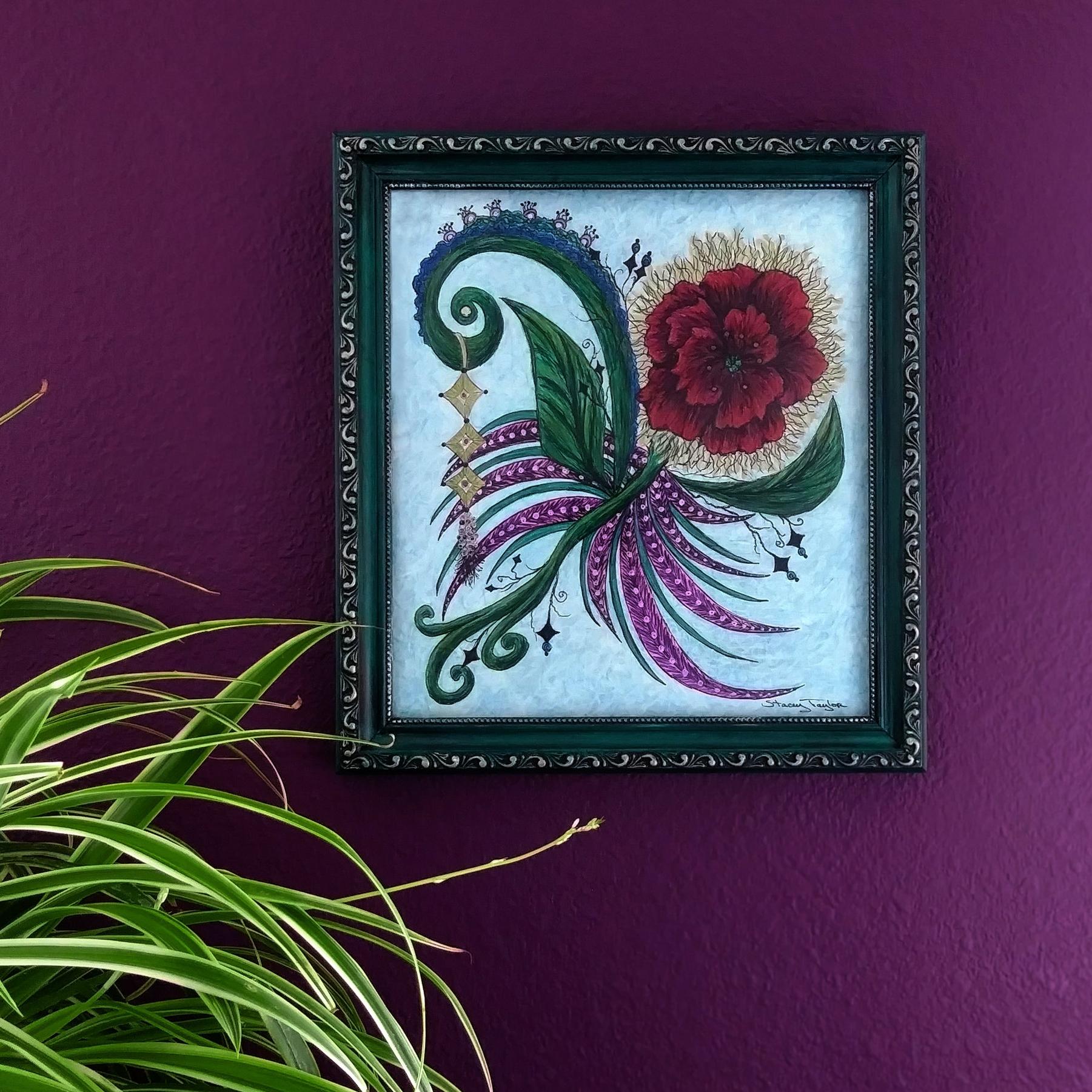 WA60 Celeste purple wall spider plant.jpg