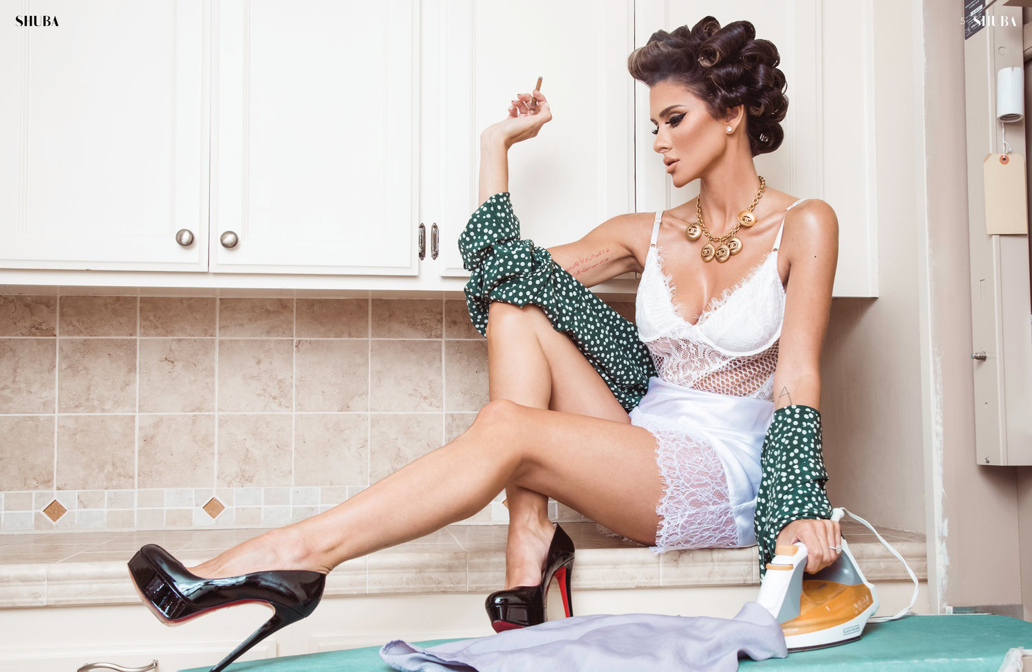 Brittany Furlan Lee for Shuba Magazine