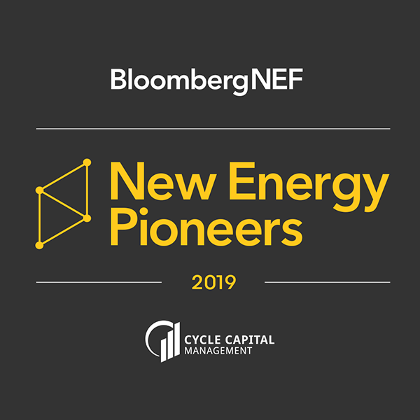 Sunfolding Named One of BloombergNEF 2019 New Energy Pioneers - IN THE NEWSTen innovative companies that are revolutionizing the energy, transport, and industrial sectors have been named as the 2019 New Energy Pioneers by BloombergNEF (BNEF). The winners are pursuing new opportunities in…