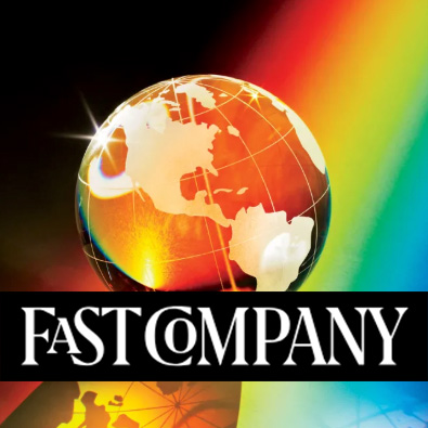 """Fast Company World Changing Ideas Awards - IN THE NEWSSunfolding chosen as a finalist for the Fast Company 2019 World Changing Ideas Awards. The awards recognize companies and organizations that are shifting global society """"to a more sustainable and equitable future""""."""