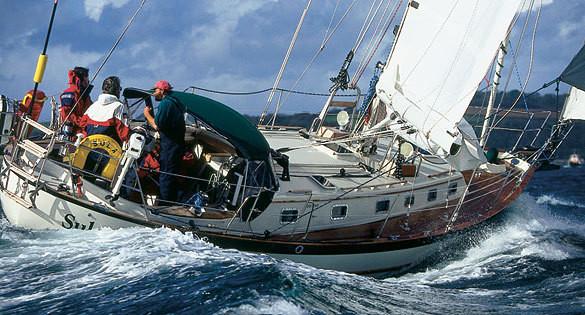 Pacific Seacraft 40