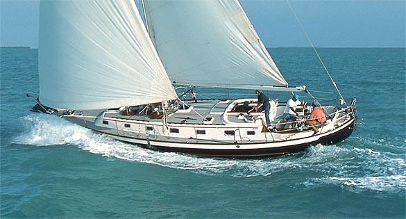 Pacific Seacraft 44