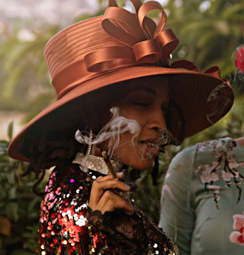 Sativa and Scones: Attending a High (Yes, That Kind of High) Tea in Los Angeles - VOGUE