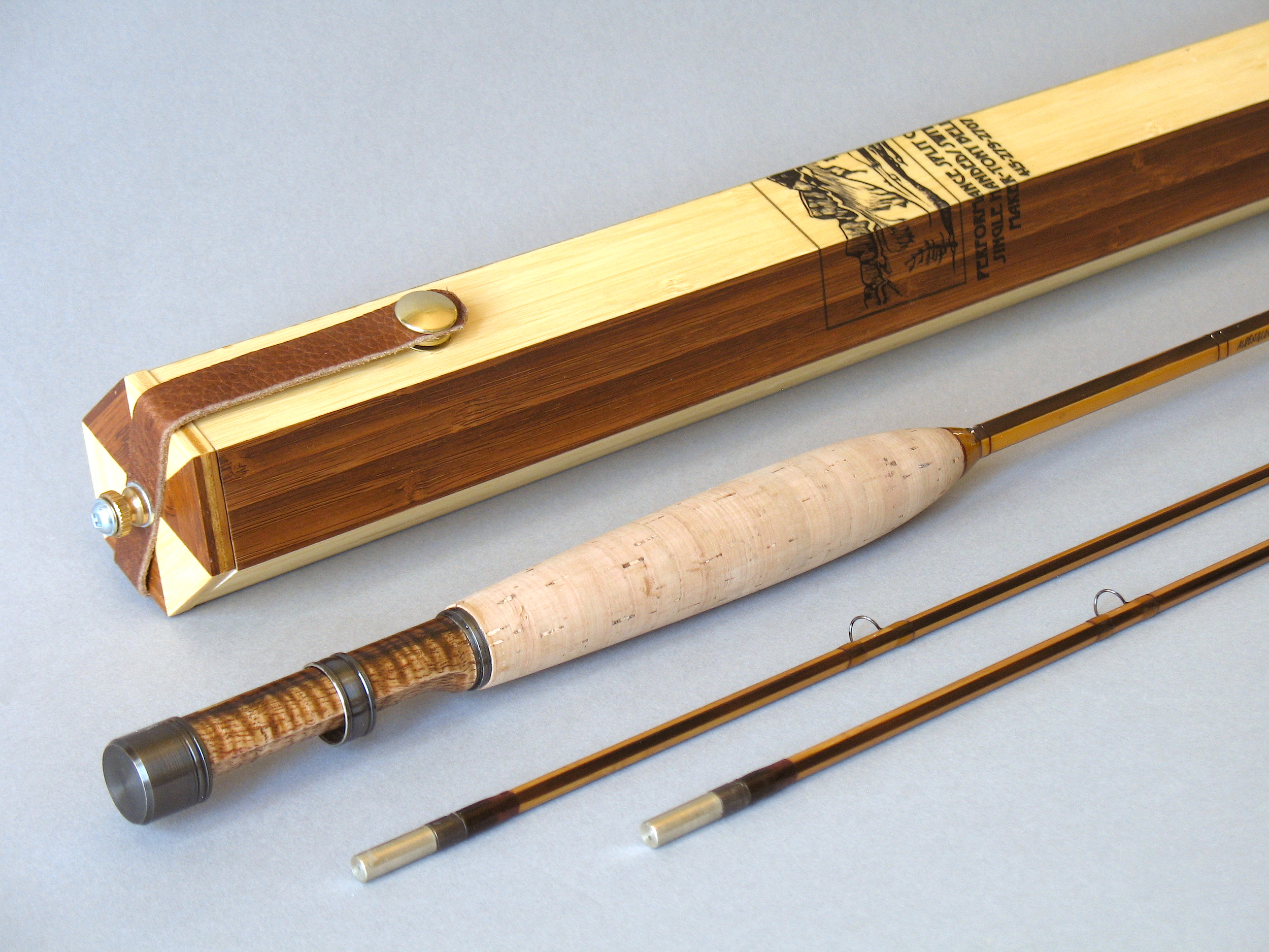 Deluxe Fly Rods