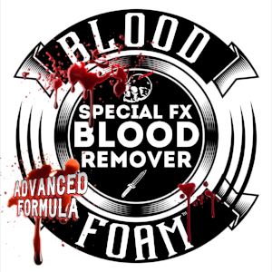 Coming Soon! Advanced Formula Blood Foam™ Pro Special FX & Stage Blood Remover!
