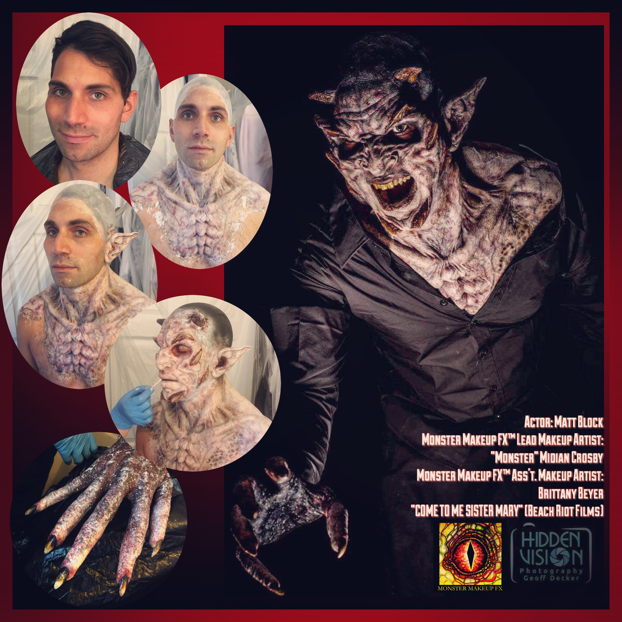 Monster Makeup FX Come To Me Sister Mary Demon FX Makeup Application 5.jpg
