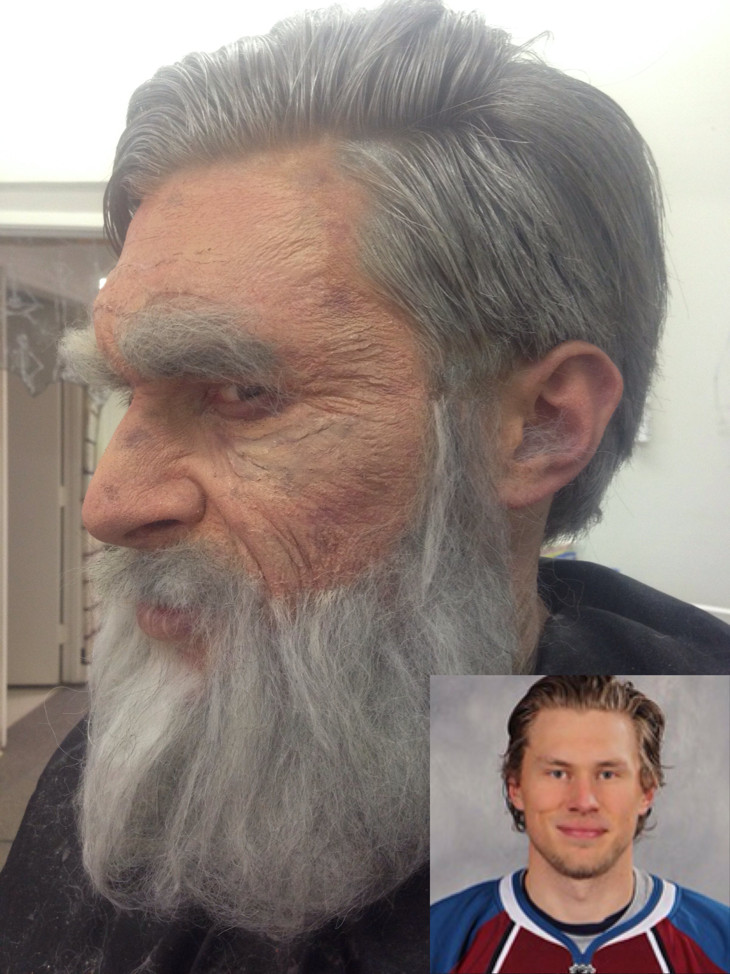 Monster Makeup FX Special FX Age Makeup Erik Johnson Colorado  Avalanche.JPG