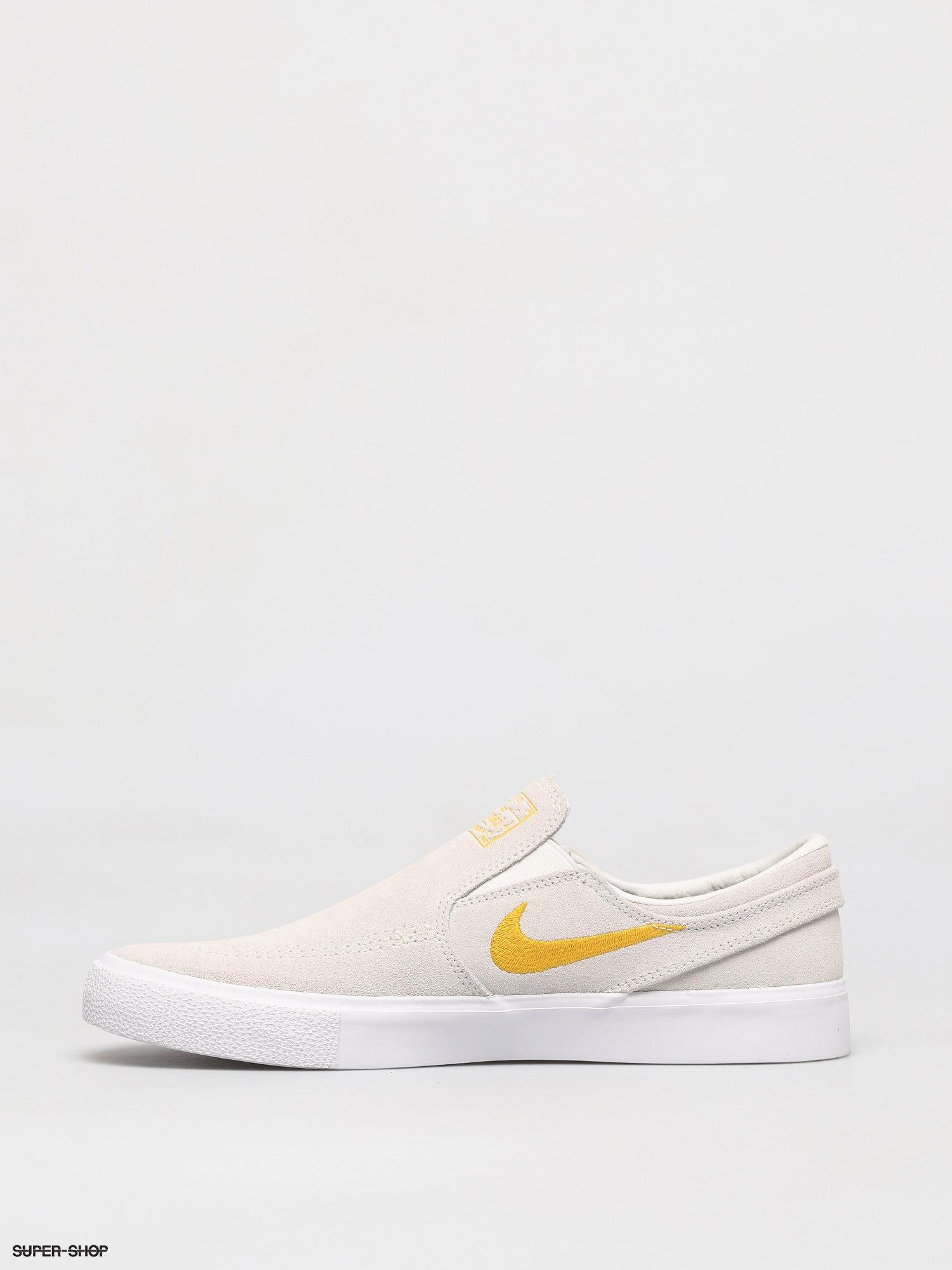 Nike SB Janoski Slip On (Summit/Gold