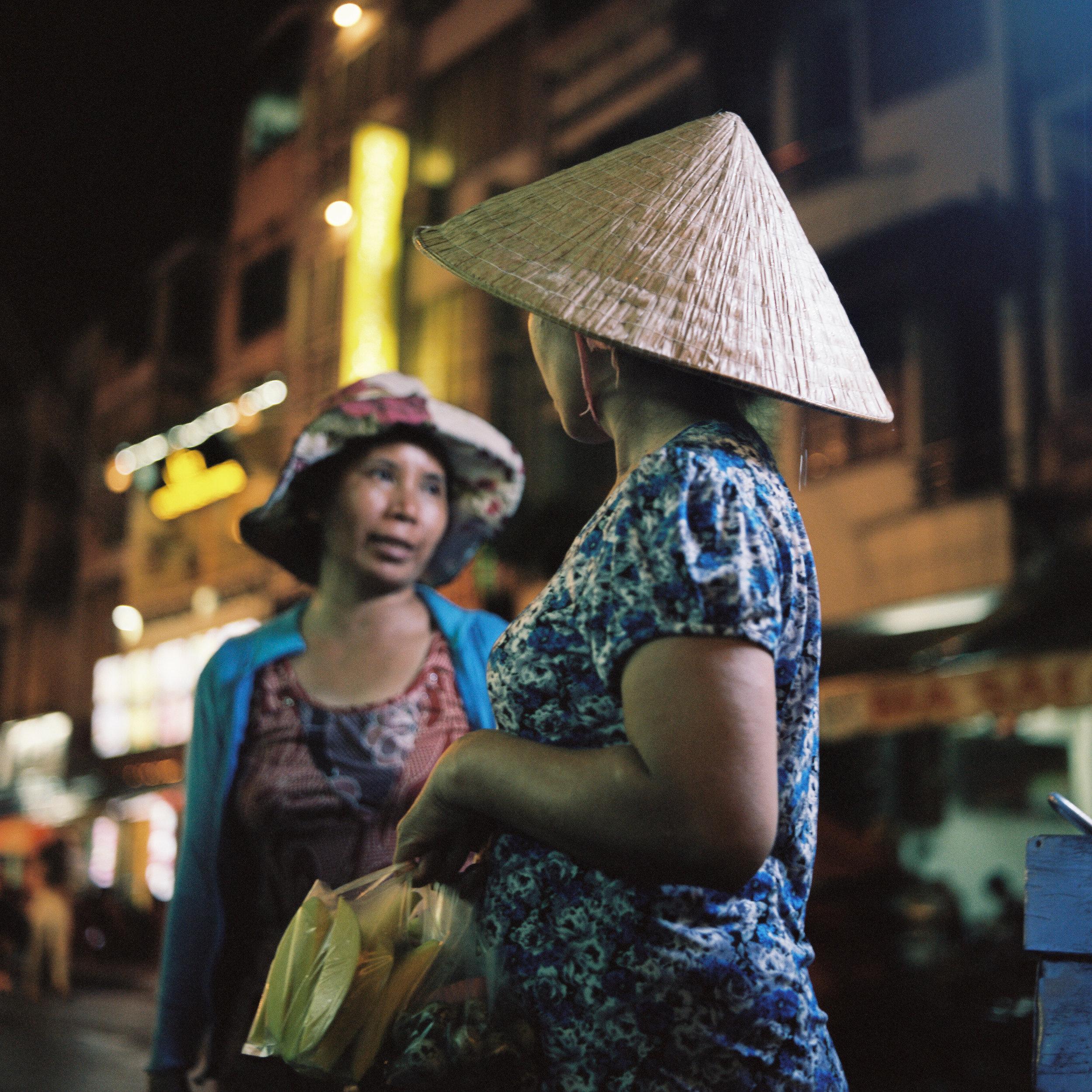 Ho Chi Minh City, Vietnam 2017