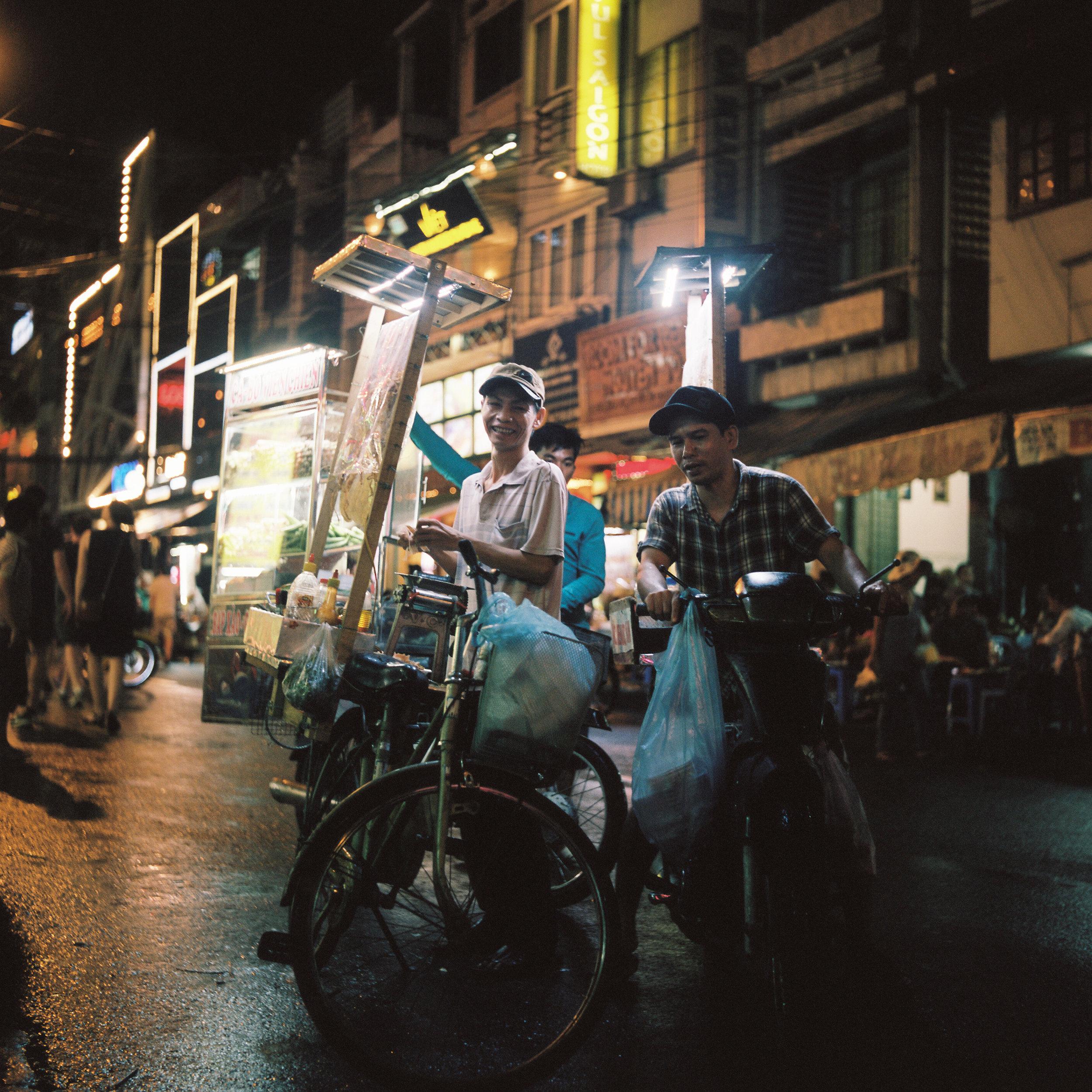 Ho Chi Minh City, Vietnam2017